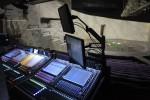 FOH desk