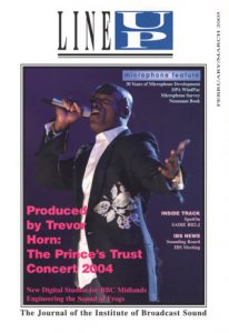Line Up 099 cover