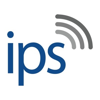 IPS logo on white